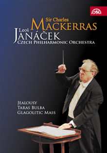 DVD Janáček / Mackerras - cover